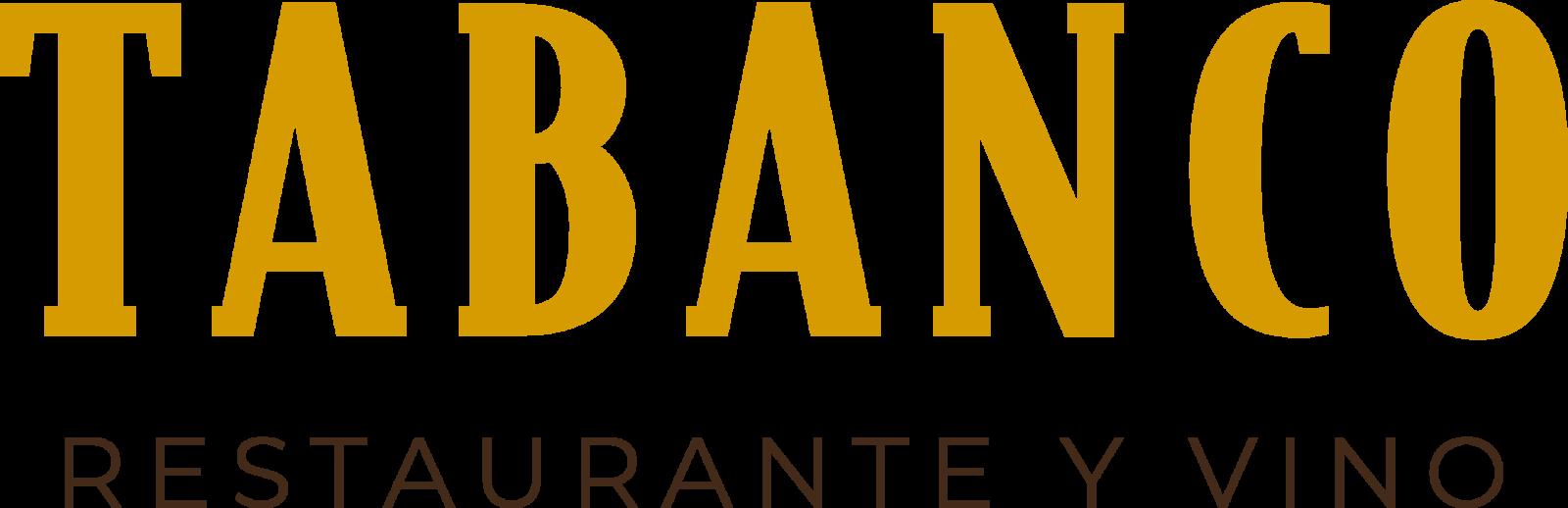 Tabanco_Logo with strap